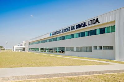 Dunlop anuncia novo investimento em fábrica no Brasil e movimenta economia