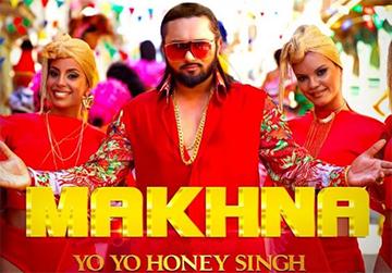 MAKHNA Song Lyrics and Video || Yo Yo Honey Singh, Neha Kakkar, Singhsta, Pinaki, Sean, Allistair