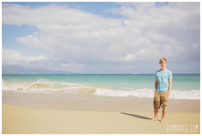 Senior Portraits Hawaii
