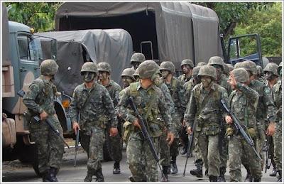 Resultado de imagem para fotos de tropas do exercito brasileiro