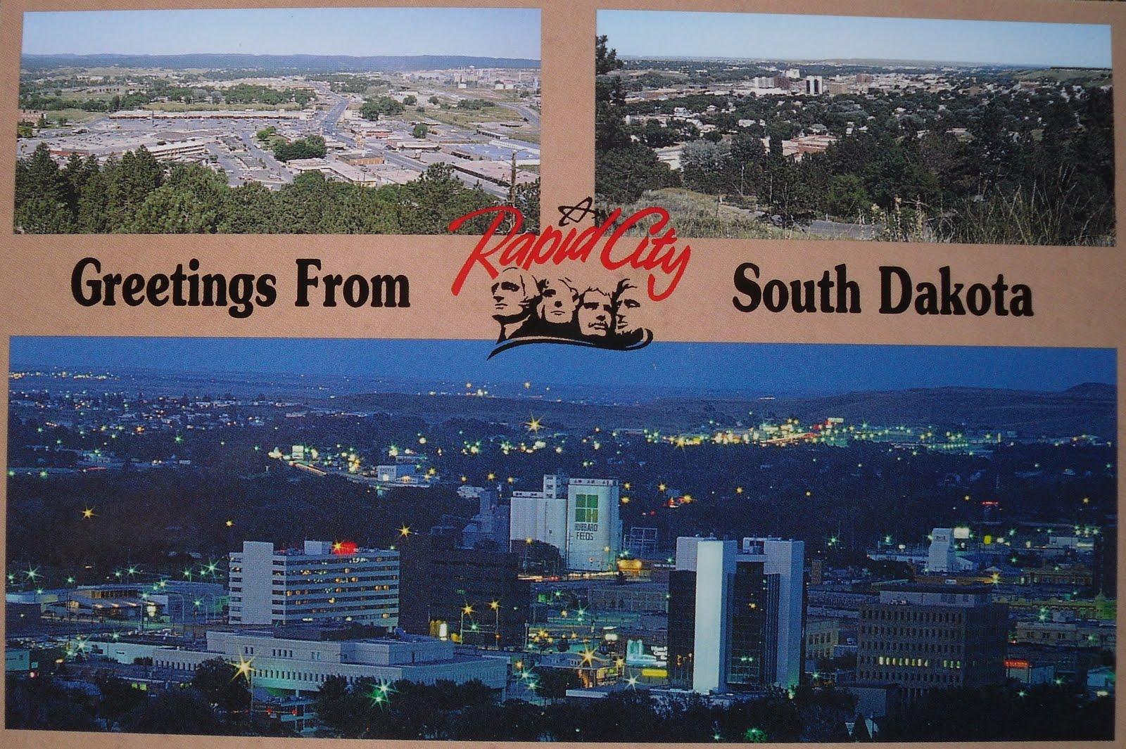 Postcards For Sam Rapid City