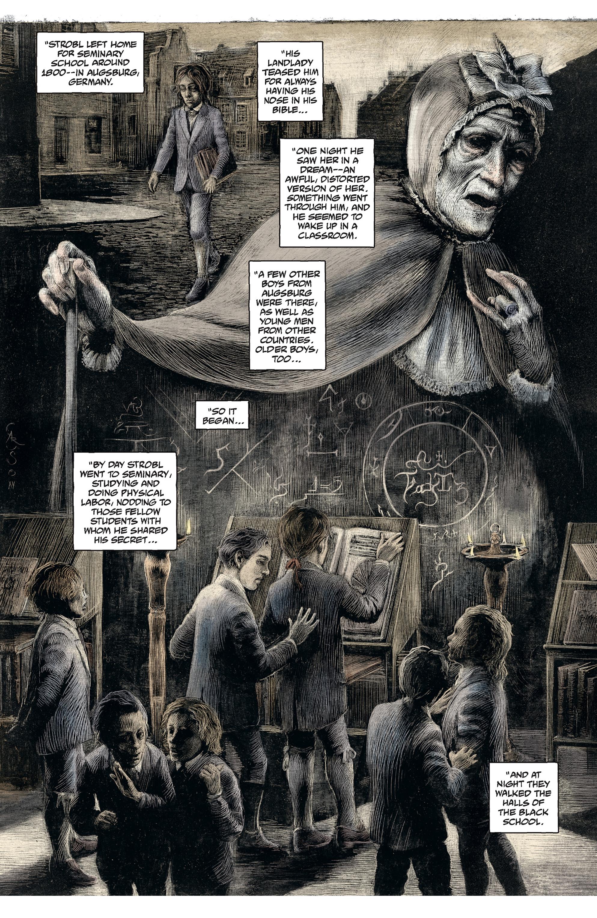 Read online Abe Sapien comic -  Issue #30 - 7