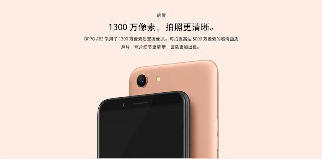 Jika sebelumnya pihak Oppo telah resmi memperkenalkan  Smartphone keren terjangkau Oppo A83 telah resmi di perkenalkan dikala ini