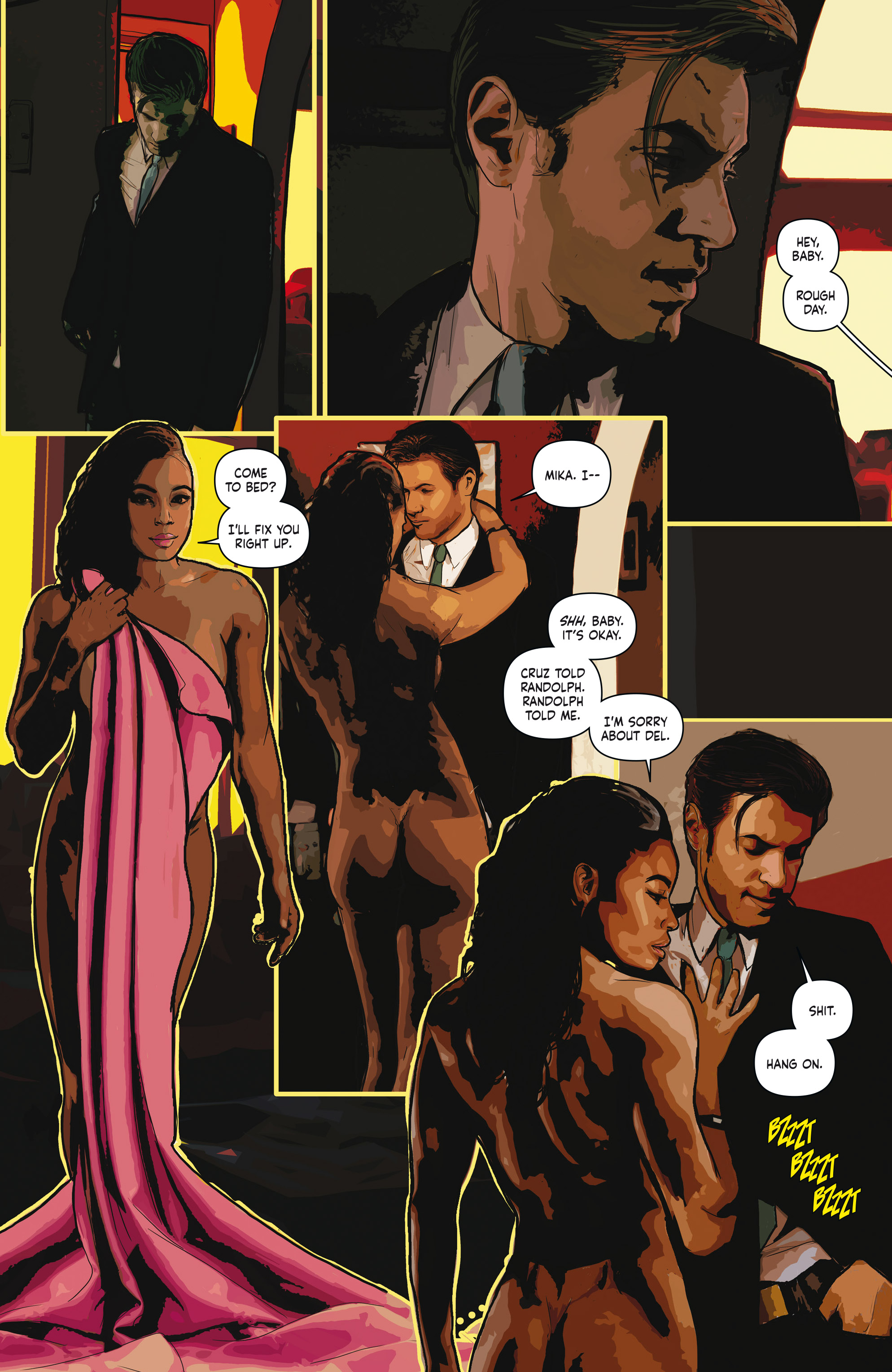 Read online Crosswind comic -  Issue #1 - 17