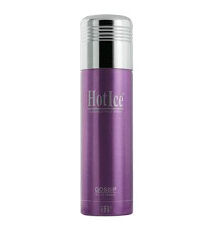 Hot Ice Gossip Pour Femme Body Spray