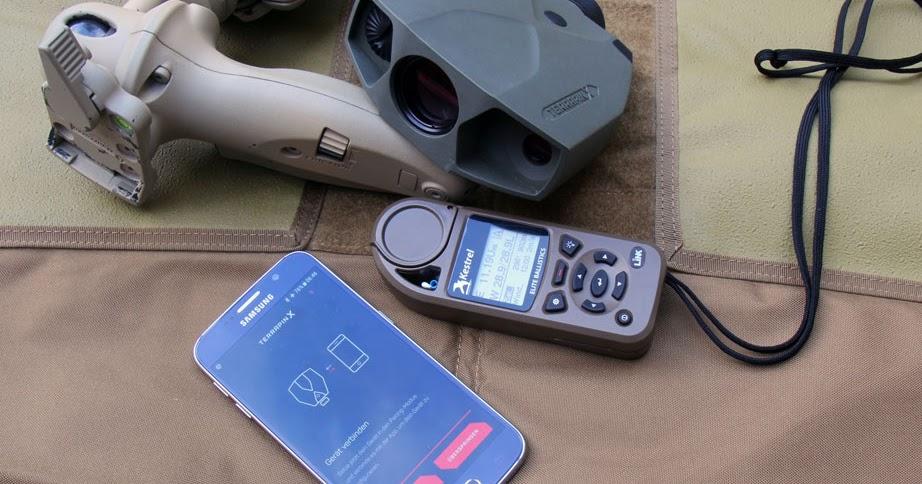 Entfernungsmesser Mit Neigung : Feuerkampf und taktik entfernungsmesser terrapin von safran