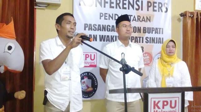 Seto-Kartini Siap Beradu Ide dan Gagasan di Debat Kandiat 23 April Mendatang