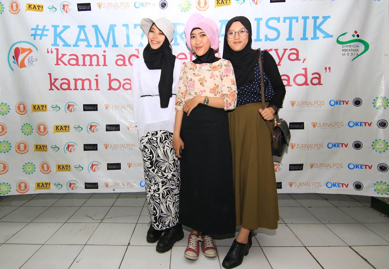 Mahasiswi UIN Bandung Cantik Pakai Hijab