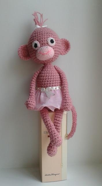 pink#monkey#girl
