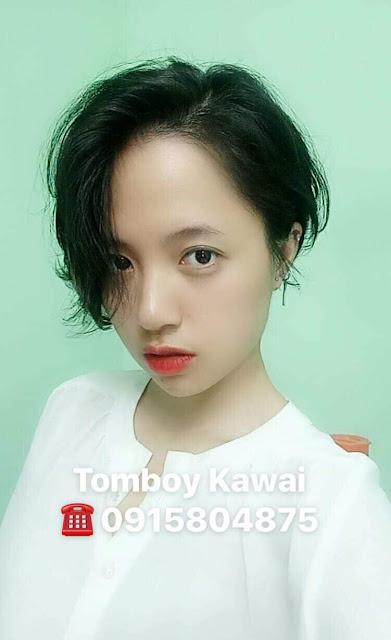 Salon chuyên cắt tóc ngắn Tomboy Kawai Chanh Sả được con gái Hà Nội yêu thích nhất