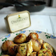 Pan Fried Potatoes with Garlic and Rosemary