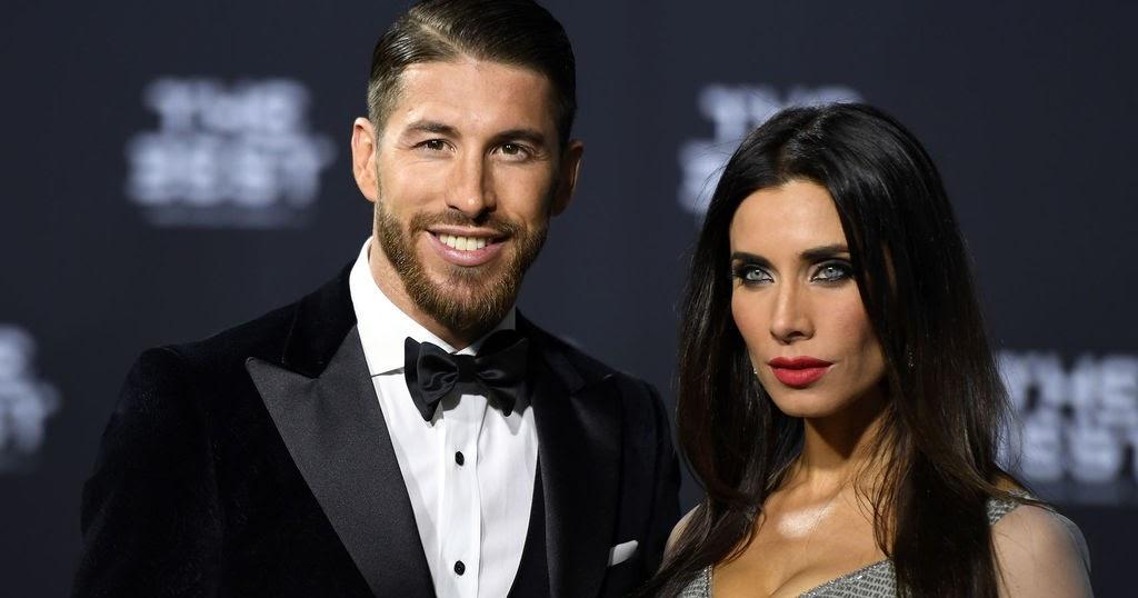 Sergio Ramos, jugador del Real Madrid, se bautiza ayer, día de la Virgen de Fátima, ante su inminente boda con Pilar Rubio