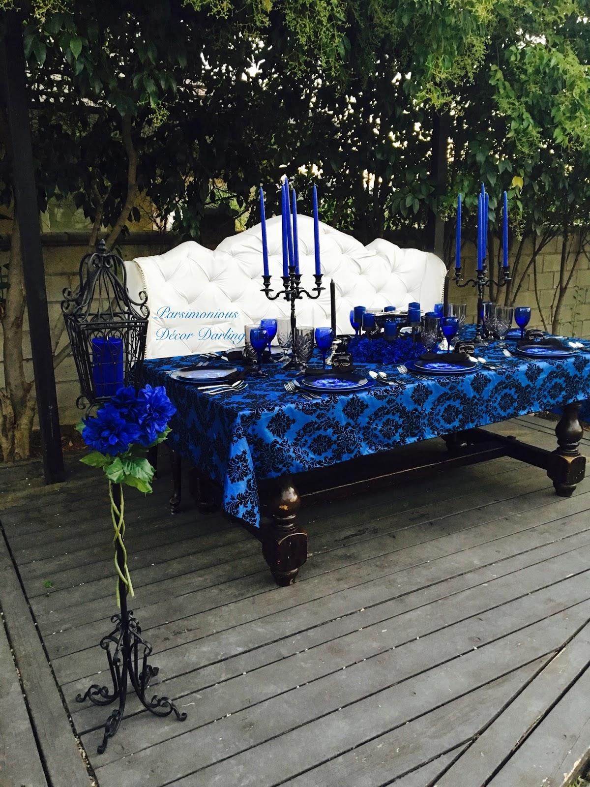 Parsimonious Décor Darling Set Your Table With Flair A