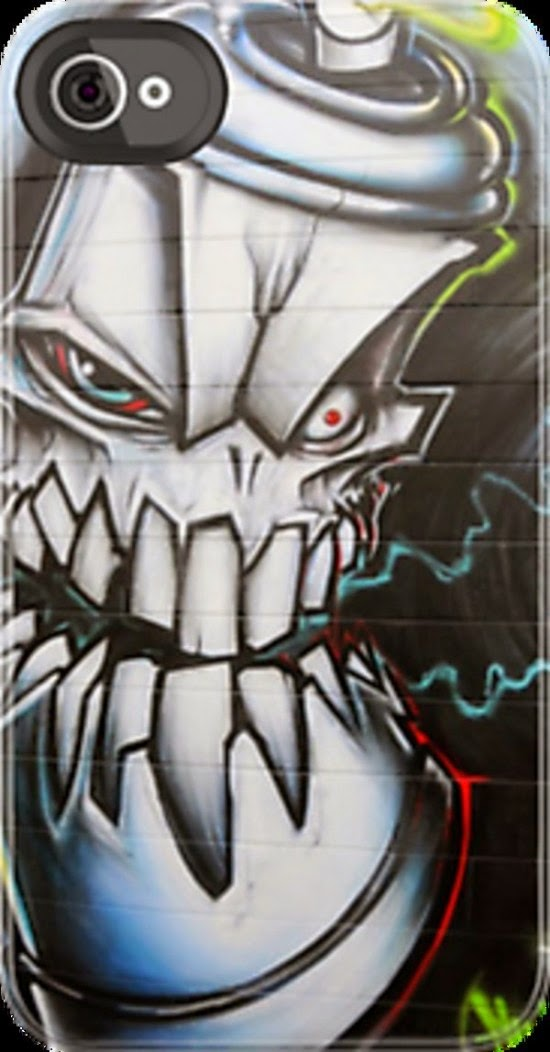 graffiti cartoon drawing