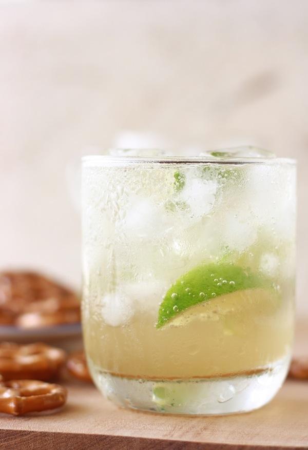 Ginger Ale Stillzeit