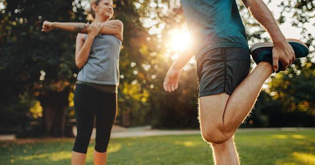 Tips Pemanasan Sebelum Olahraga