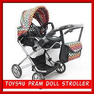 Toys4U-Pram-Doll-Stroller