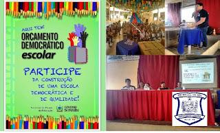 Em Picuí, alunos decidem o orçamento da Escola Estadual Professor Lordão