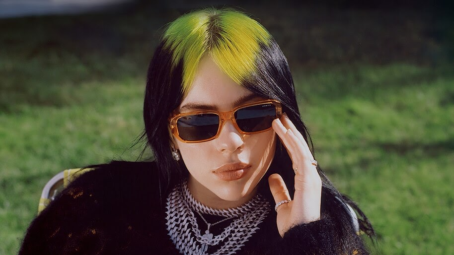 Billie Eilish, Sunglasses, 4K, #6.463
