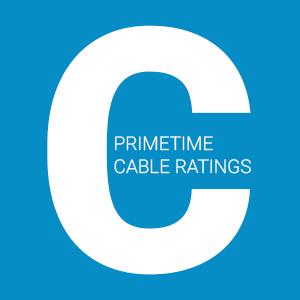 Primetime Cable Ratings: April 25, 2017