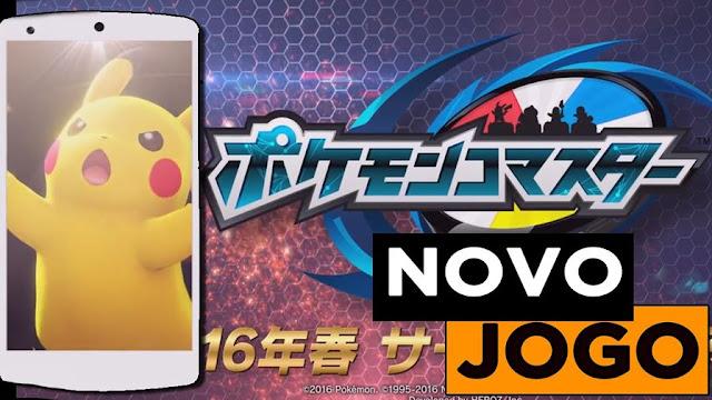 Pokemon Co-Master recém anunciado para Android e iOS.