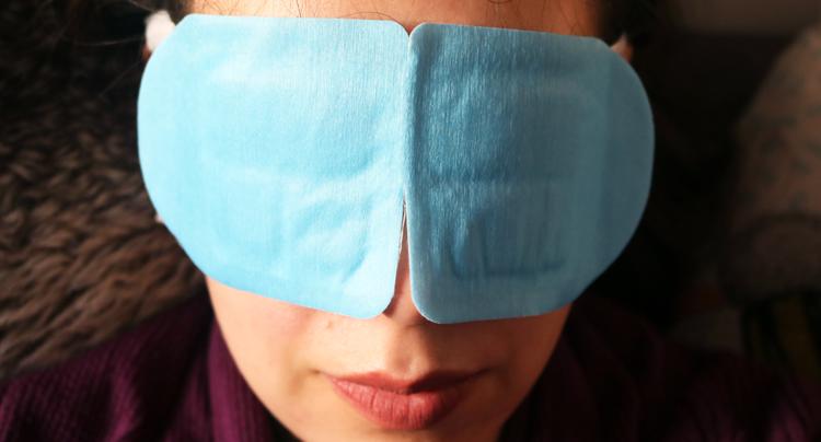 Optrex Warming Eye Mask review