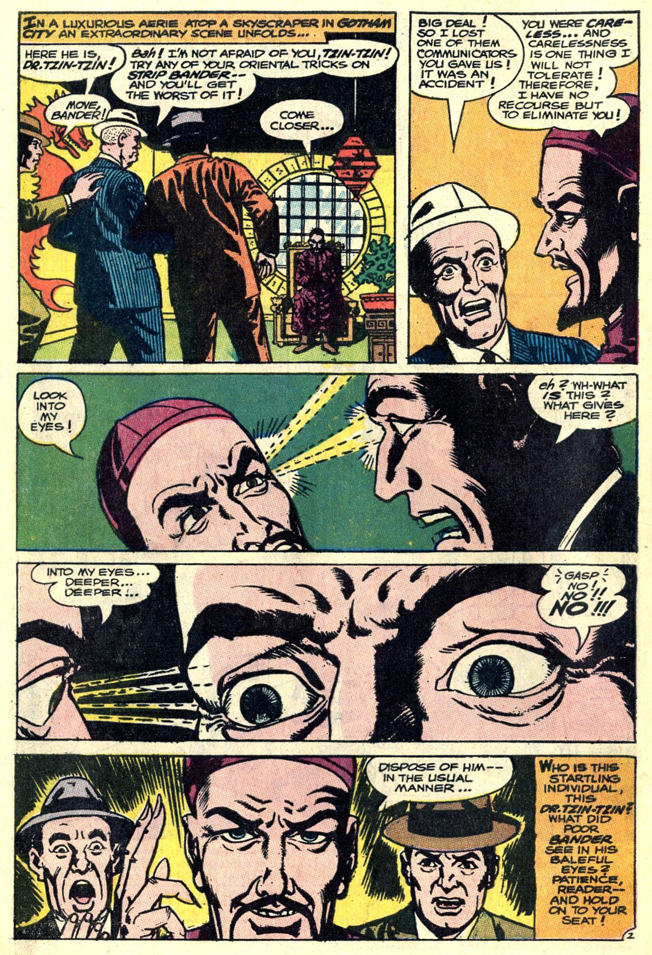 Detective Comics (1937) 354 Page 3