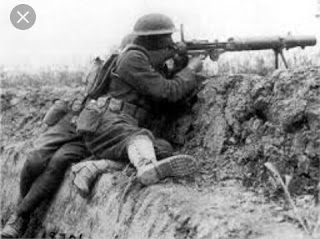 Reasons behind Germany fall in WW1
