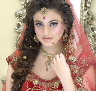 Latest Best Pakistani Bridal Makeup  HD Wallpapers