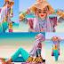 Mau Berlibur ke Pantai? Style Hijab Pantai ala Dian Pelangi  Patut Kamu Coba