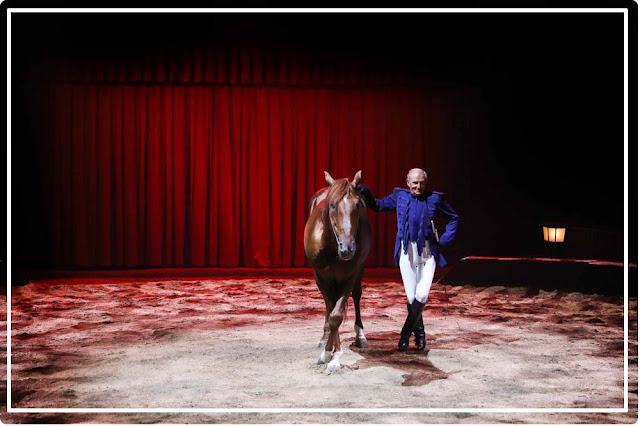 photo de Alexis Gruss : cirque Origines