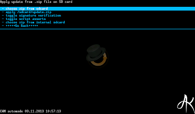 HOW TO CREATE CWM RECOVERY WITH MTK DROID TOOL 4
