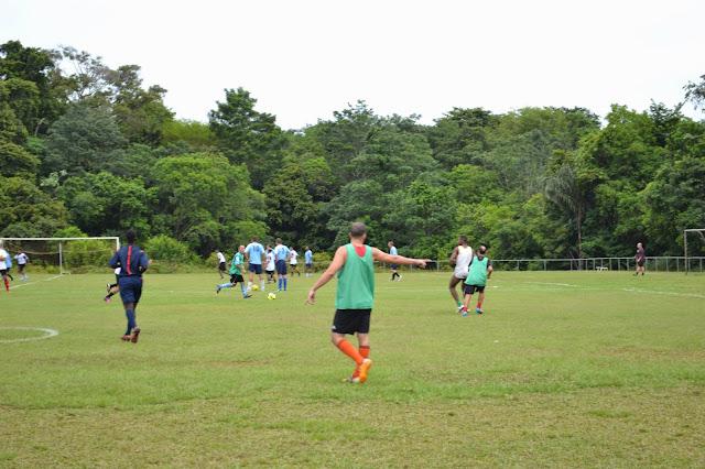 Guyane, Kourou, sport, pagaie, foot