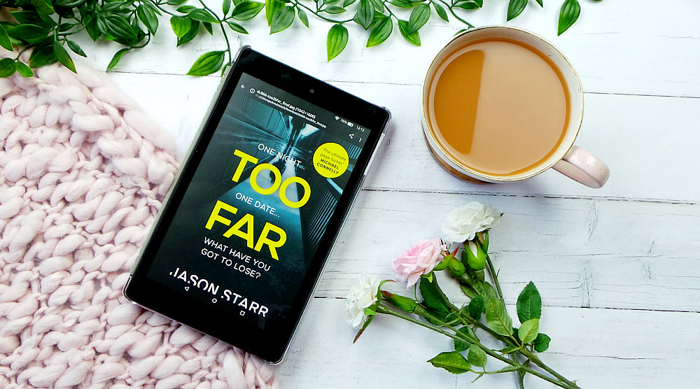Too Far by Jason Starr