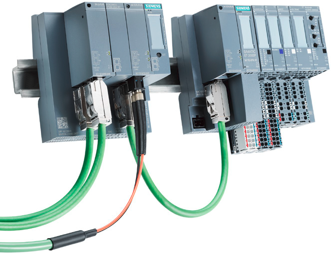 Siemens launched the New Scalance Switches Automation Inside