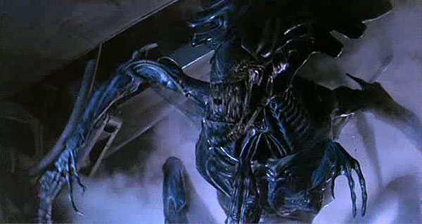 Aliens, directed by James Cameron
