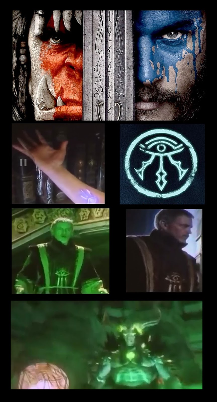 One All Seeing Eye Symbolism In Warcraft Movie True Freethinker