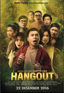 Download Film Full Movie Hangout (2016) Raditya Dika Mp4 720