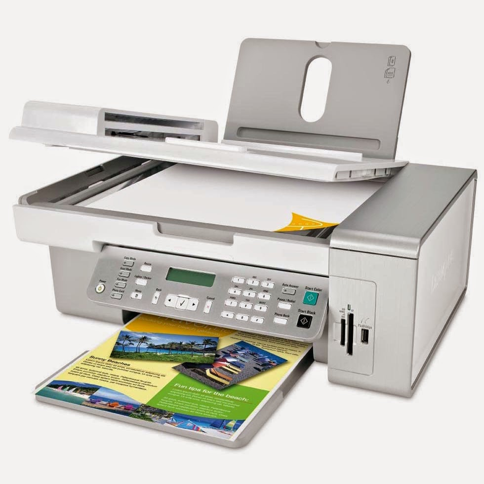 pilote lexmark x5470 windows 7