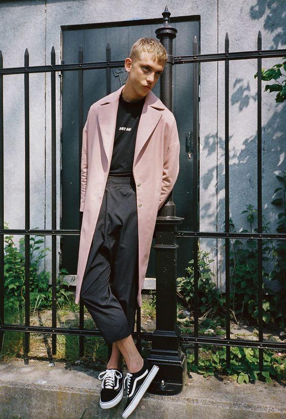 Tendências de Cores para o Verão 2018 na Moda Masculina.