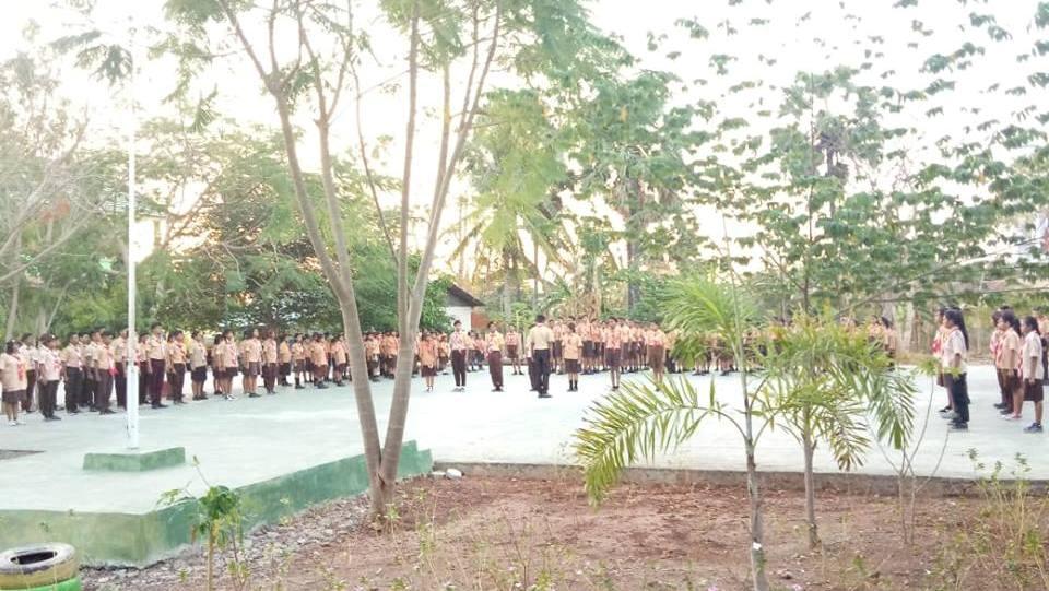 Perkemahan Gebyar Pramuka Gabungan Gugus Depan Mitra Ix Tahun 2018