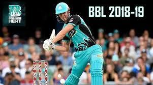 BBL 2018-19, 1st match ADS vs BRH