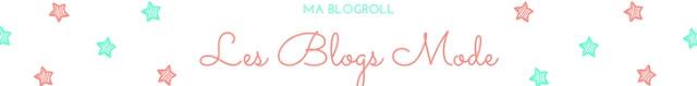 Blogroll : Les blogs que j'aime lire au quotien 💕