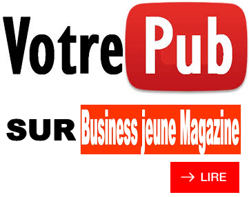 BUSINESS JEUNE MAGAZINE