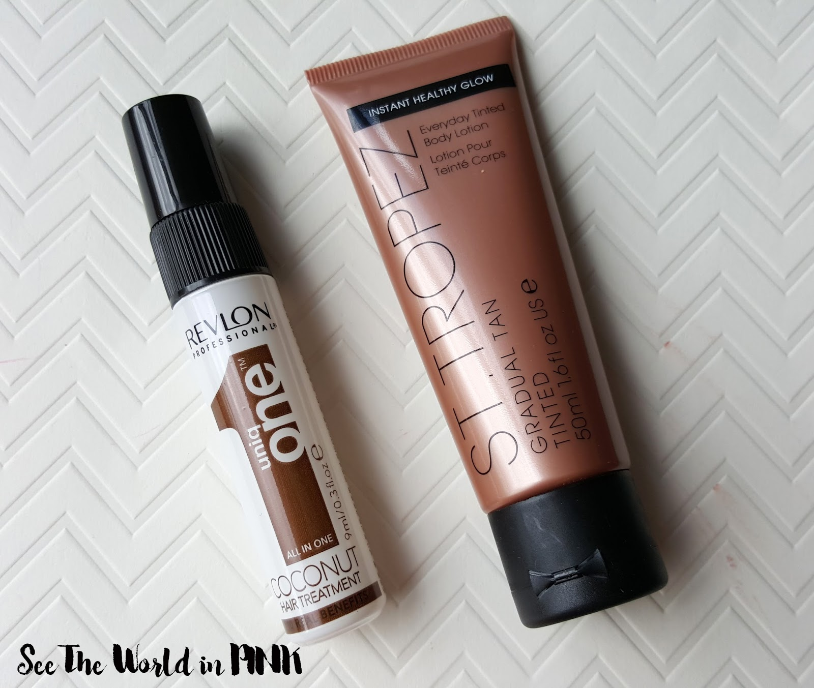 July 2016 Topbox - Review and Unboxing