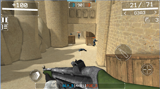Game Squad Strike 3 : FPS Apk