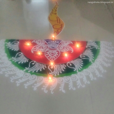 Rangolis for Diwali