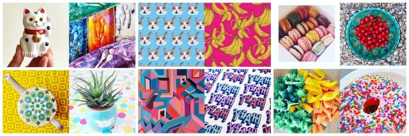 #ColourMyEveryDay Instagram Challenge by Adventures & Tea Parties
