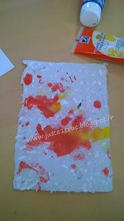 diy fabriquer son papier recyclé feuilles activité écolo zero dechet recyclage