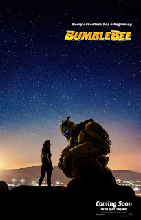 Bumblebee First Look Poster 1